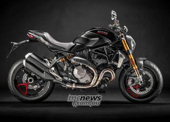 Ducati Monster S MY UC High