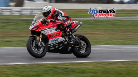 ASBK Rnd Winton SBK Race Mike JONES RBmotolens