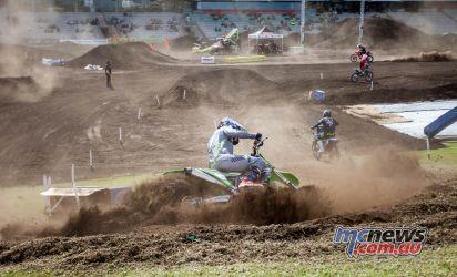 Australian SX Rnd DustyHill