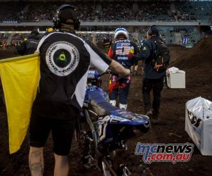 Australian SX Rnd JacobHayesOut