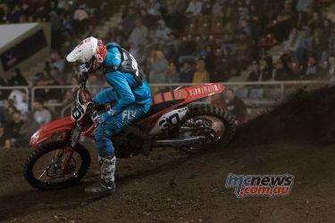Australian SX Rnd JoelWightmanrace