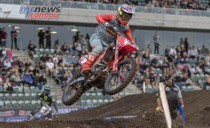 Australian SX Rnd JustinBrayton