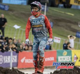 Australian SX Rnd JustinBraytonWhoops