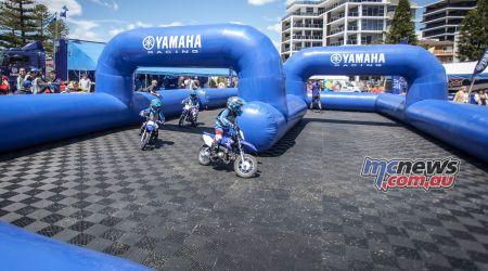 Australian SX Rnd YamahaFun