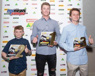ASBK TBG Round SMP R Cup Champion Hunter Ford TBG FinalRnd