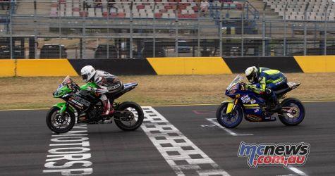 ASBK TBG Round SMP Senna Agius Hunter Ford TBG FinalRnd