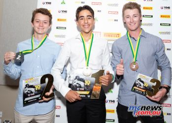 ASBK TBG Round SMP Supersport Champion Agius Stauffer Ford TBG FinalRnd