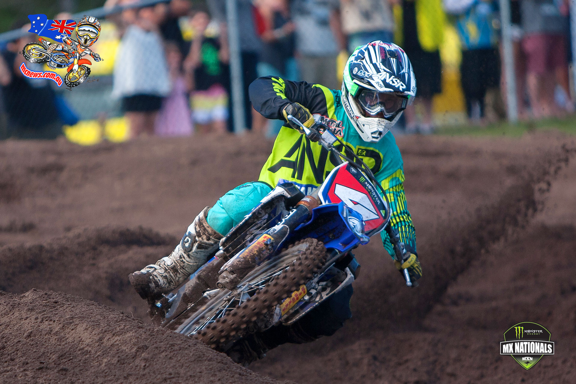 Luke Clout named as replacement for injured Dean Ferris in Australian MX of Nations Team