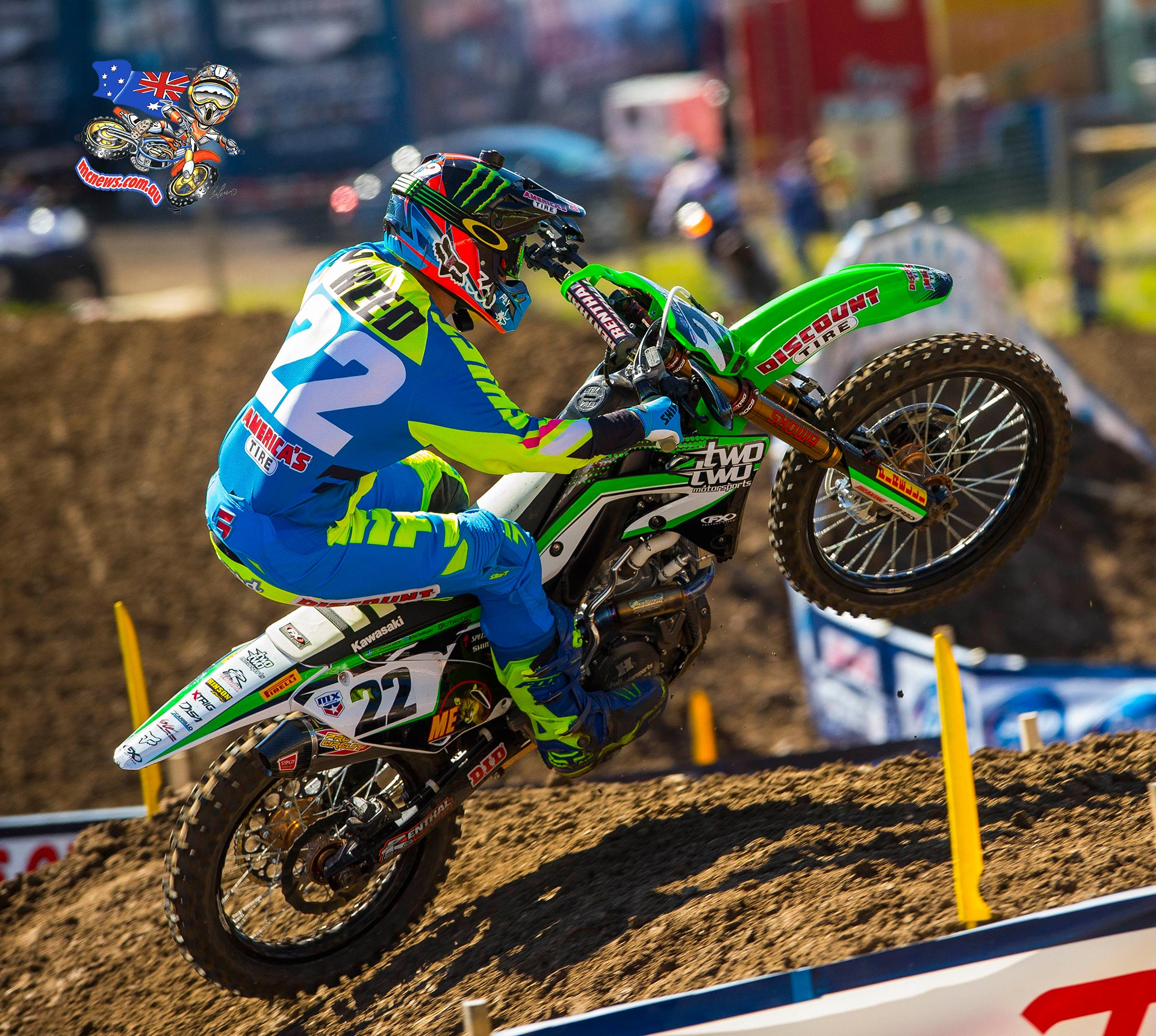 Chad Reed - Thunder Valley - 2015