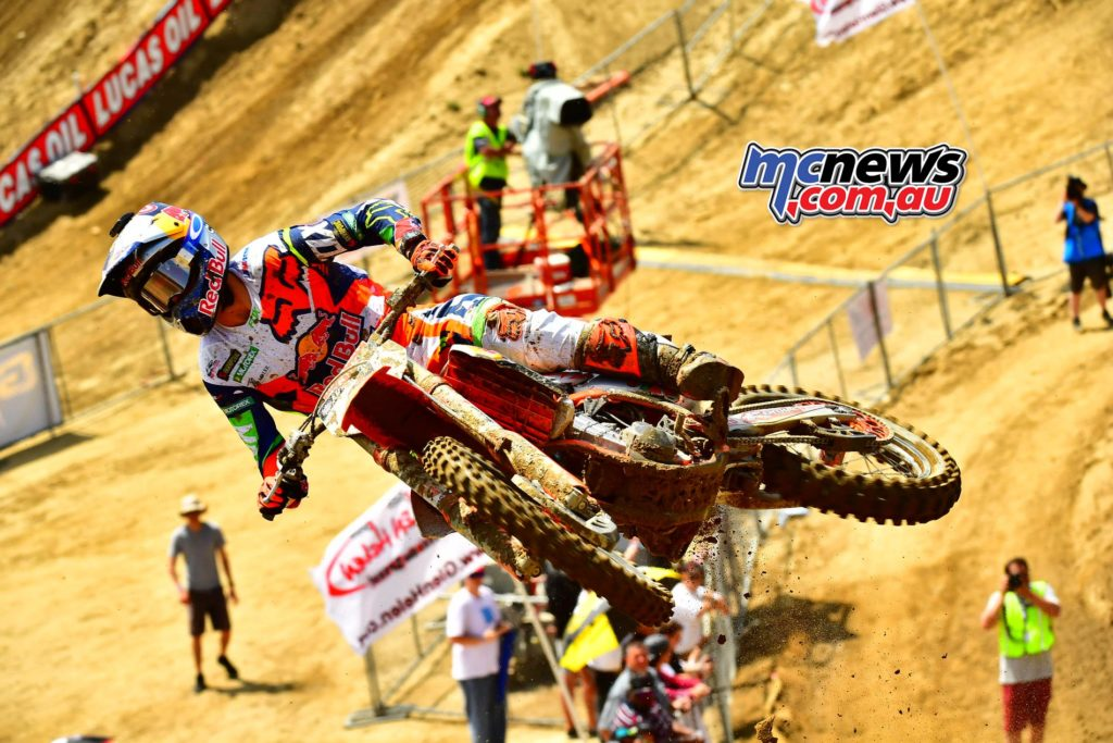 Lucas Oil AMA Pro Motocross Championships 2016 - Round Two - Glen Helen  Ryan Dungey