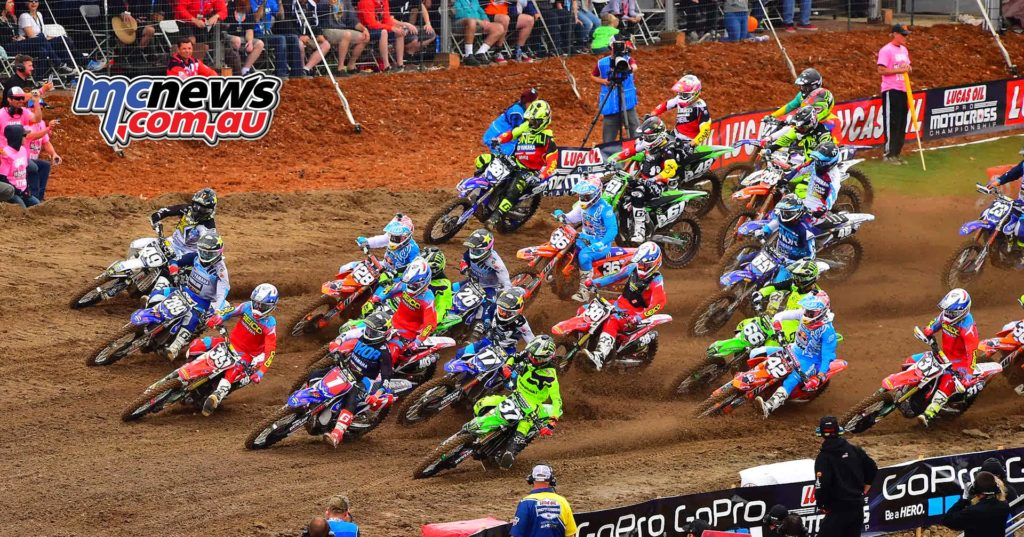 AMA MX 20-16 Hangtown 250cc