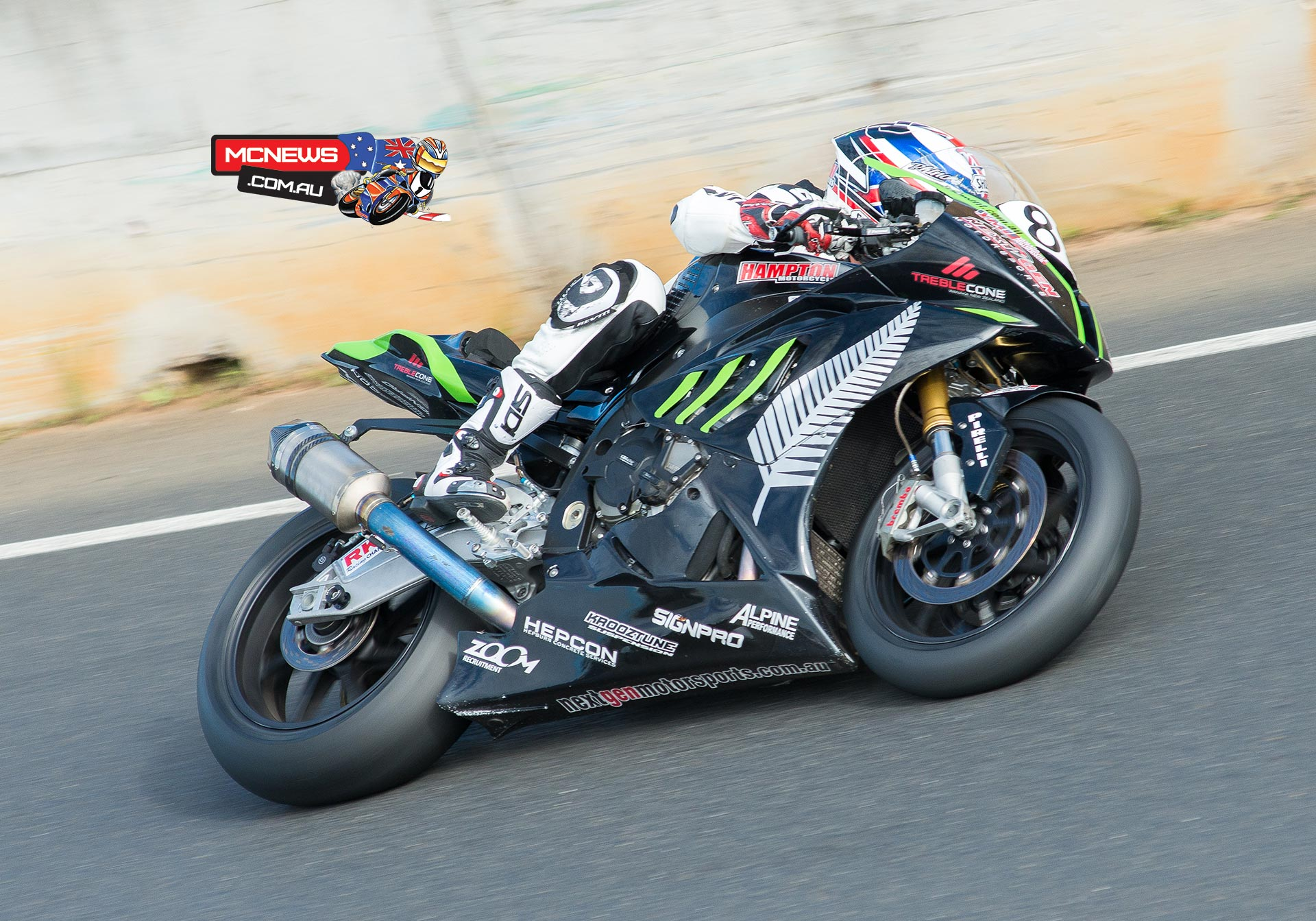 Ryan Hampton on the NextGen BMW