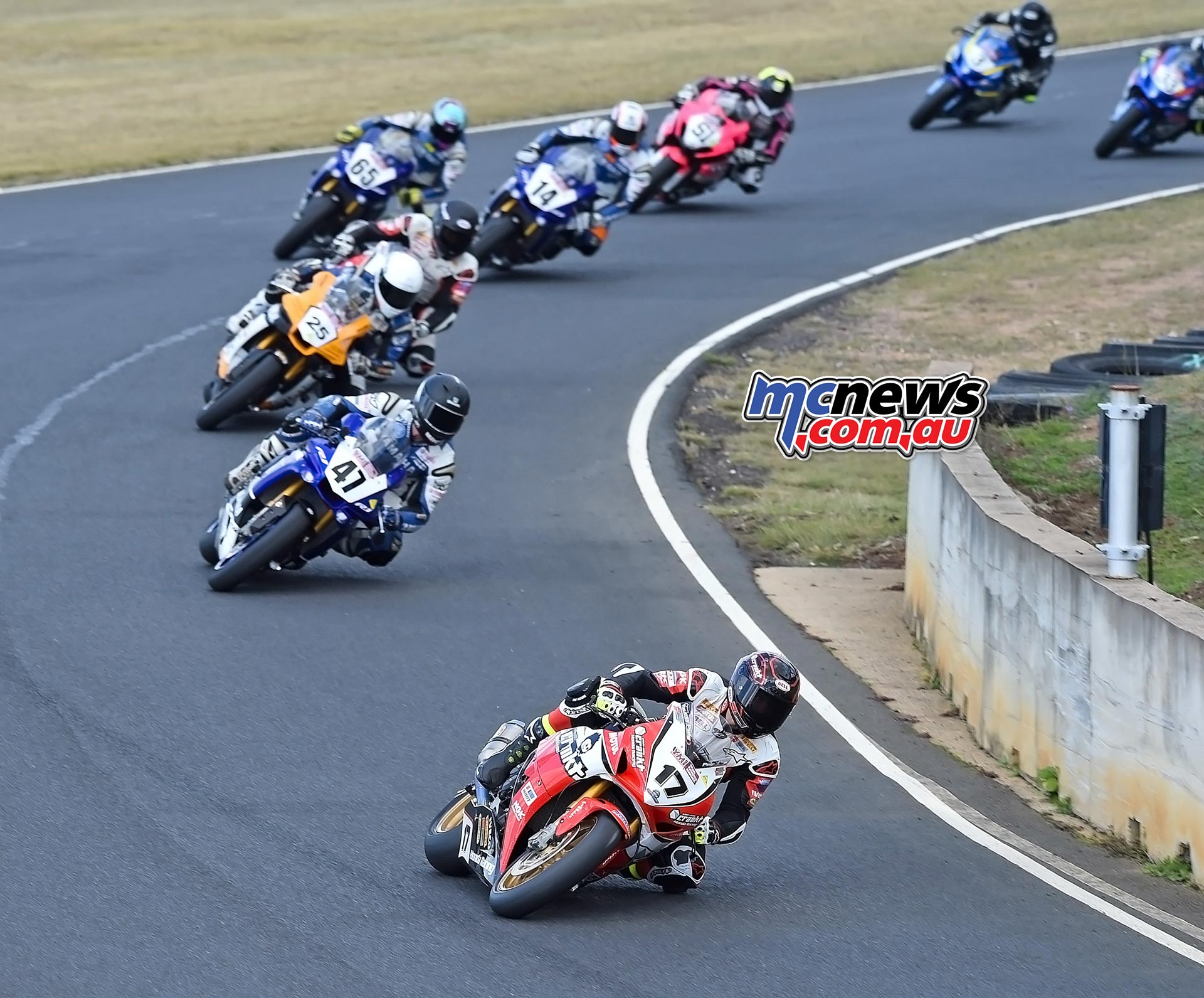 ASBK 2016 - Morgan Park - Image by Keith Muir