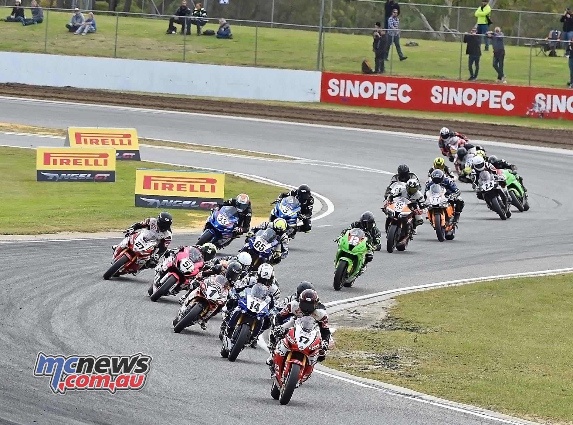 2016 ASBK at Wanneroo - Image Keith Muir