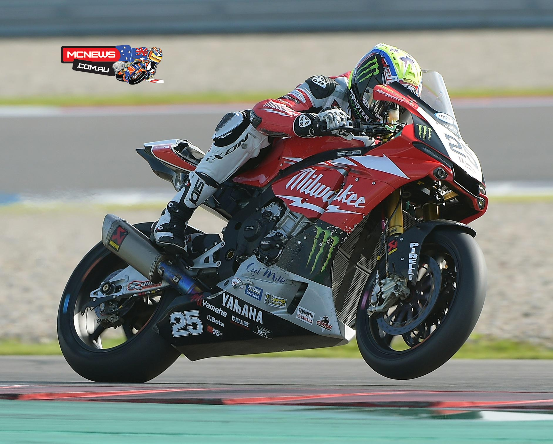 Brookes at Assen in 2015