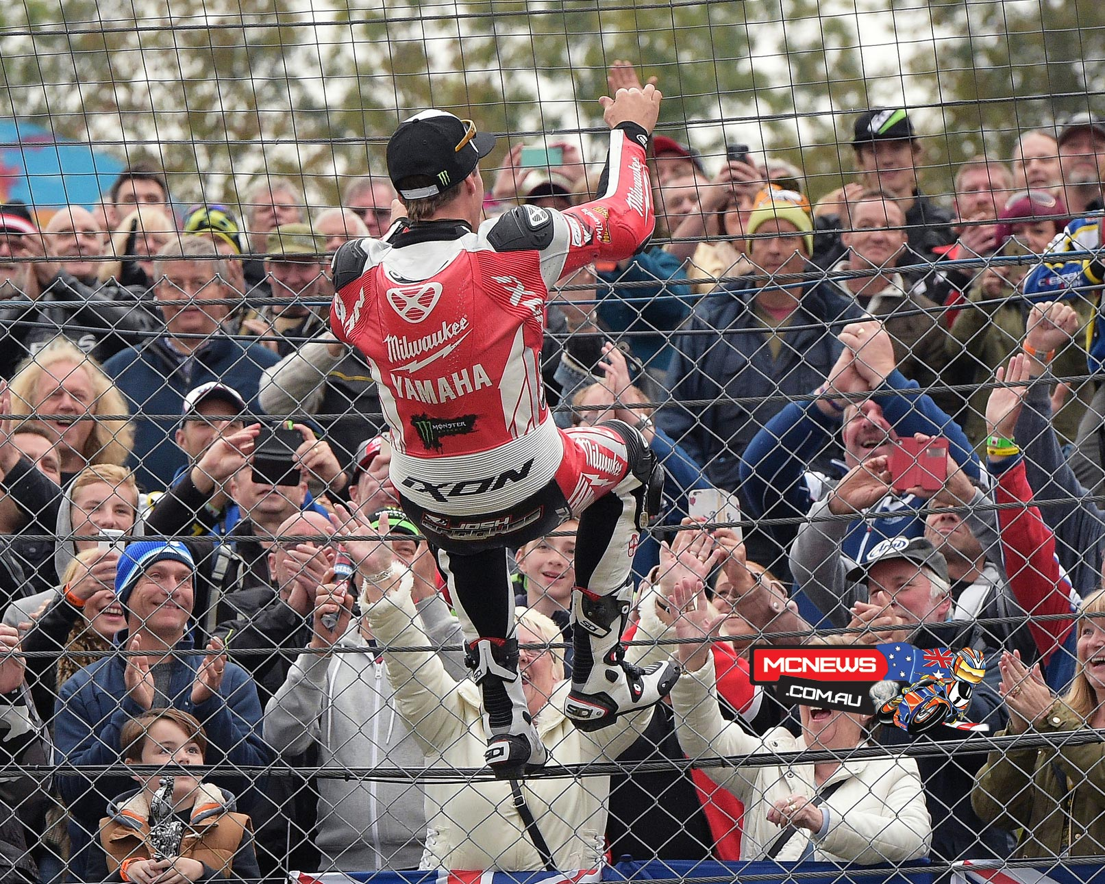 Josh Brookes BSB 2015 Champion
