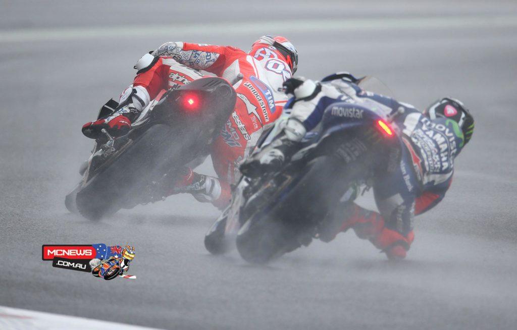 Silverstone MotoGP 2015