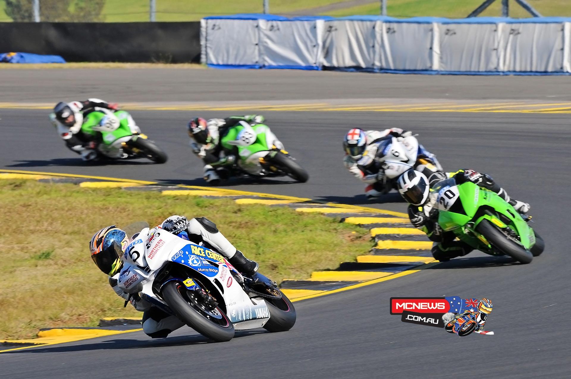 Jay-Presepio-Rick-Olson-Luke-Mitchell-FX-ASC-Formula-Xtreme-FX-Superbikes-Swann-Australasian-FX-Superbike-Championship-2015-Sydney-Motorsports-Park