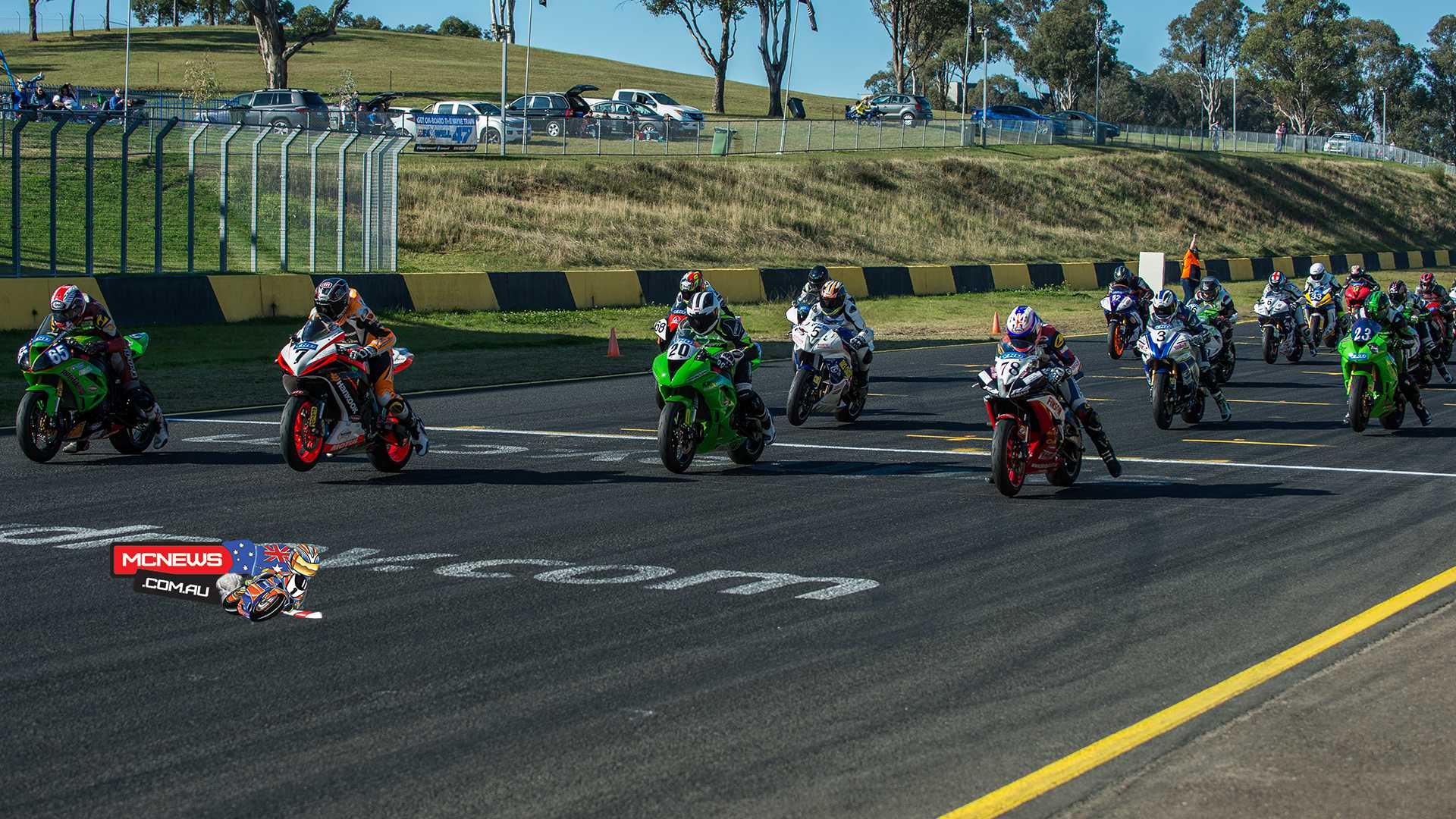 FX-ASC Sydney Motorsports Park Round Three- Supersport Race Two
