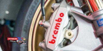 Team Honda Racing CBR1000RR Fireblade SP