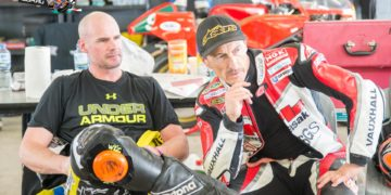 Island Classic 2016 - Ryan Farquhar and Jeremy McWilliams