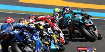 Moto2 2015 Le Mans