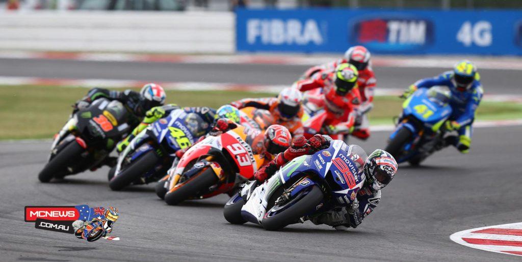 Misano MotoGP 2015