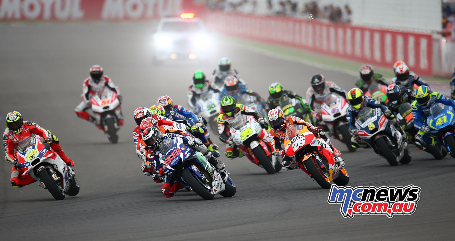 MotoGP 2016 - Argentina