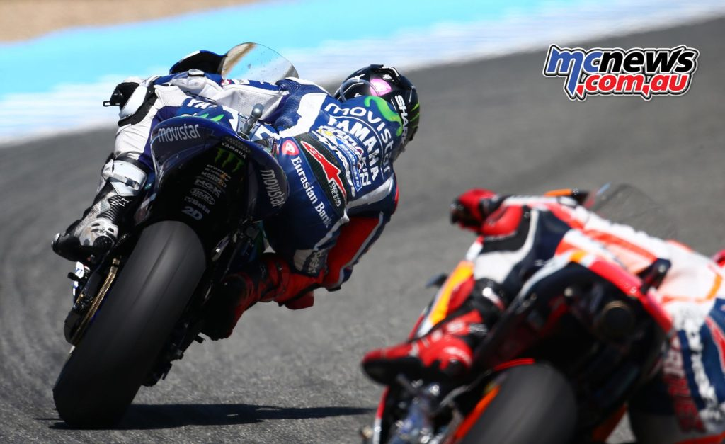 Jorge Lorenzo - Jerez 2016 - This year he has had a struggle so far in trying to adapt to the Ducati he is riding in season 2017