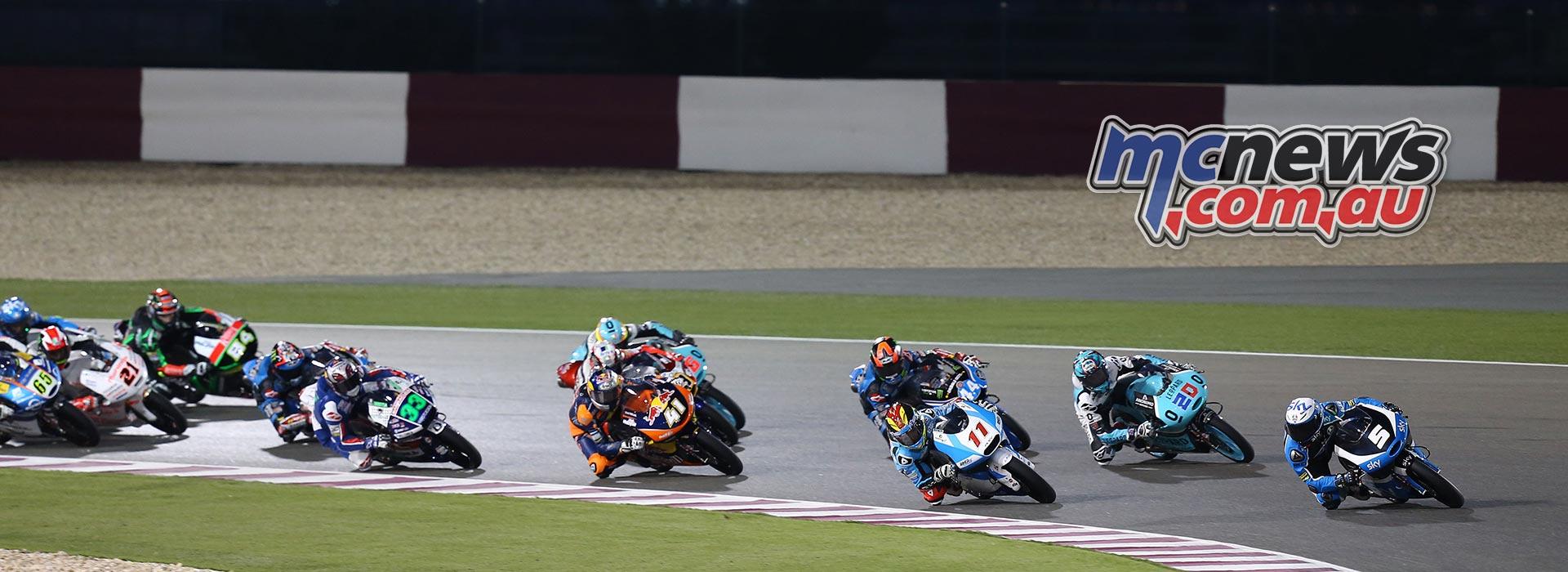 Moto3 2016 - Round One - Qatar