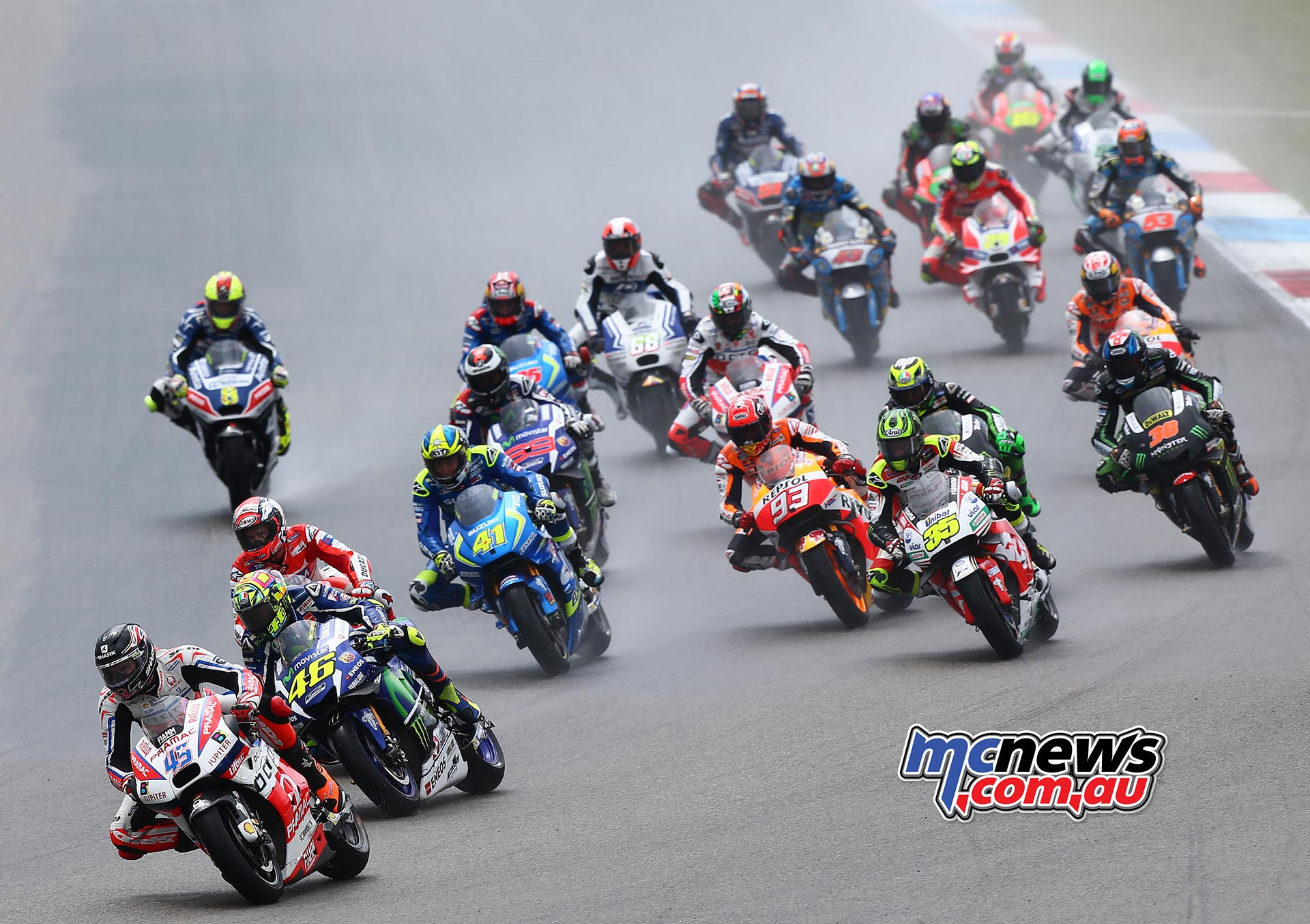 MotoGP heads back to Assen in 2017