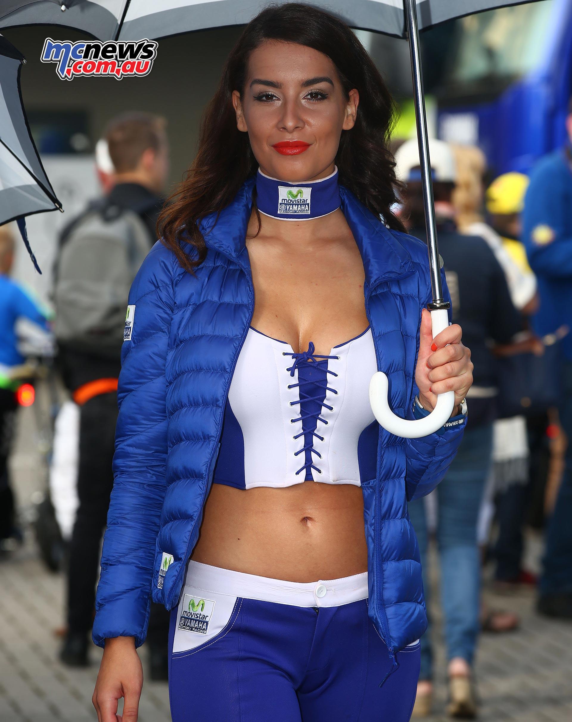 Valencia MotoGP Grid Girls 2015 | MCNews.com.au