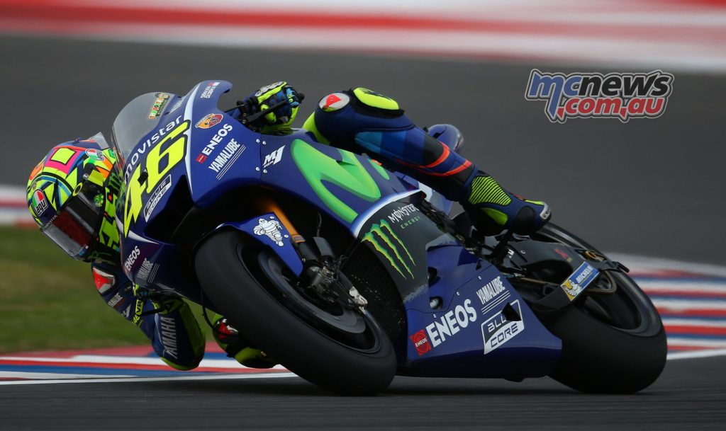 Rossi retains the most overall pole positions although Marquez is closing in
