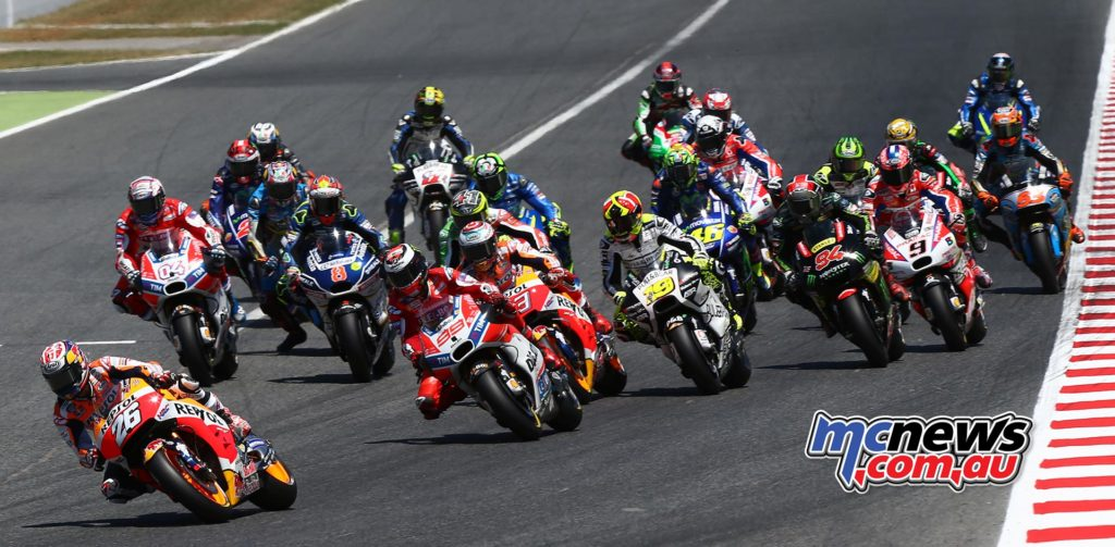 The Catalunya GP proved an interesting one...
