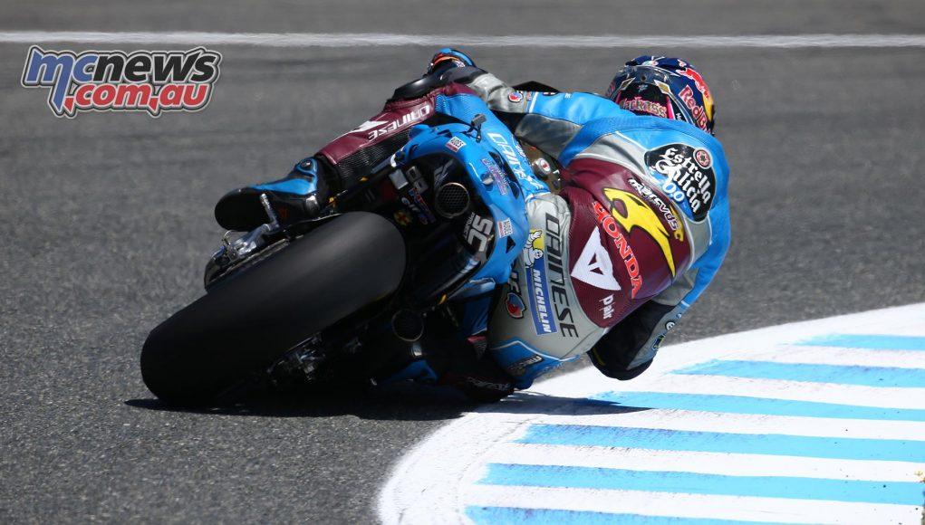 Jack Miller at Jerez