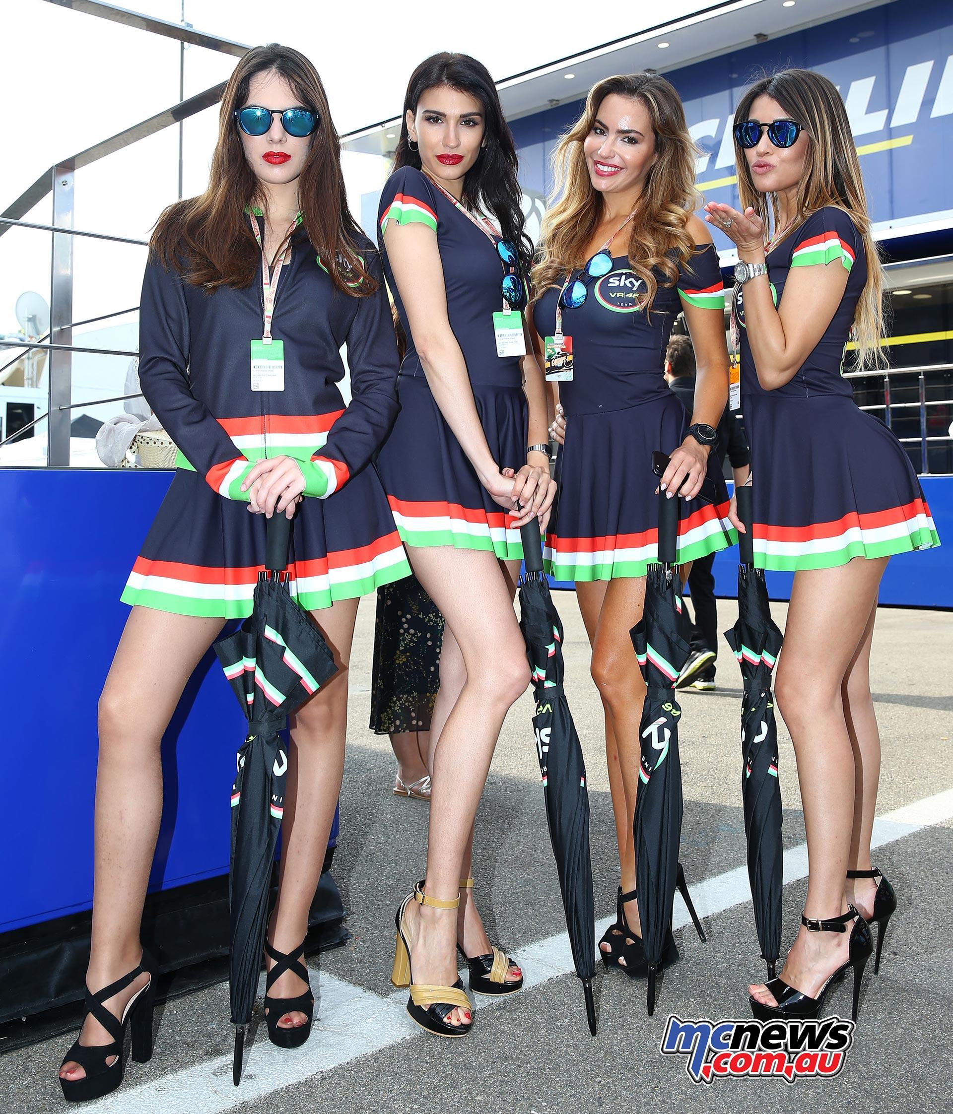Mugello MotoGP Grid Girls | MCNews.com.au