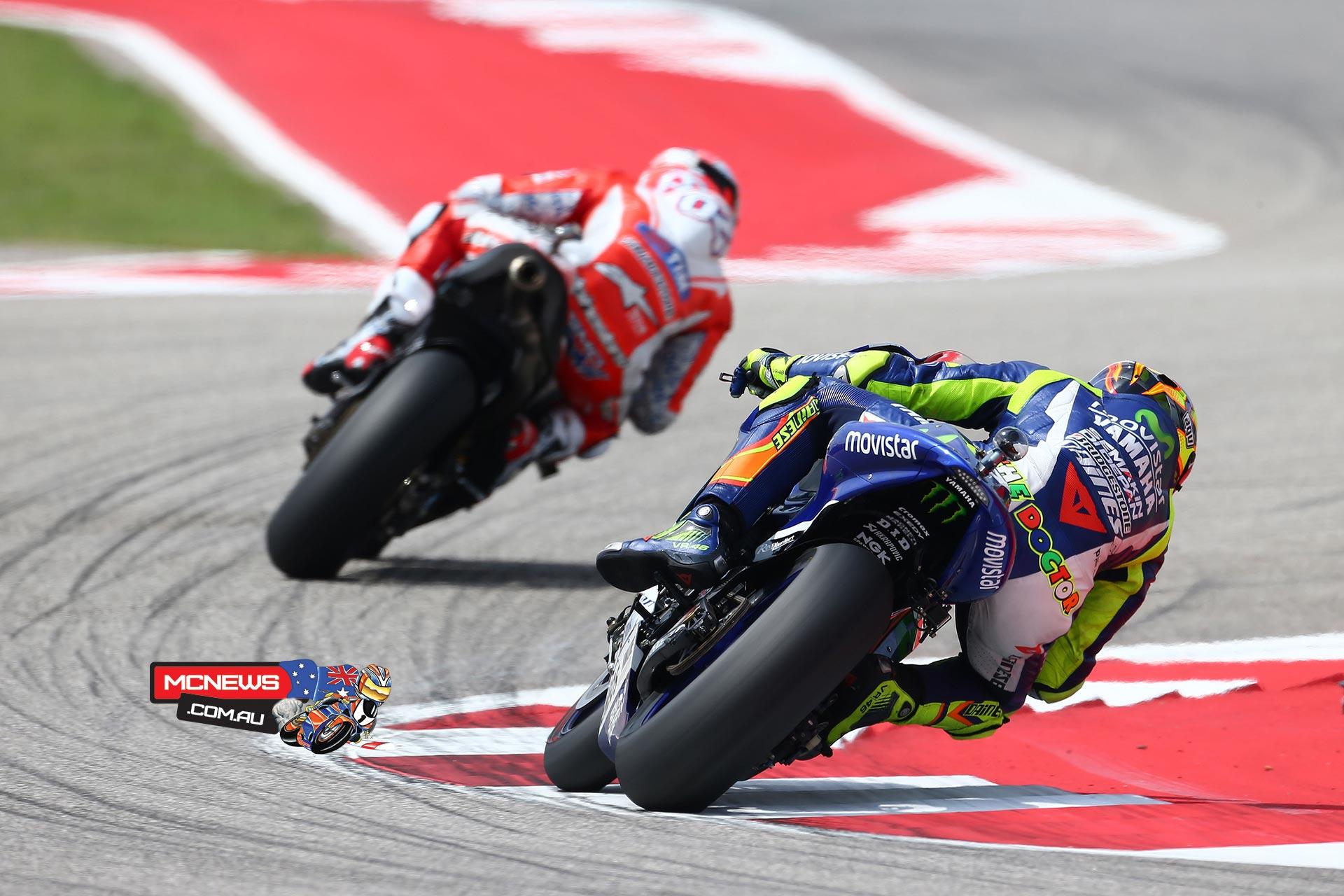 MotoGP 2015 - COTA