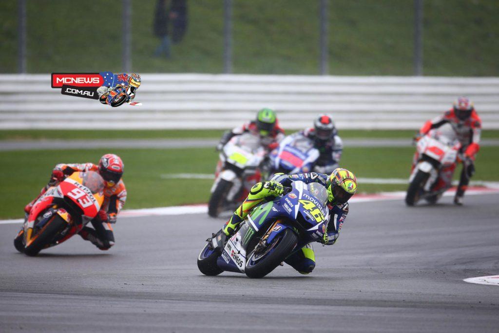 MotoGP 2015- Silverstone - Valentino Rossi
