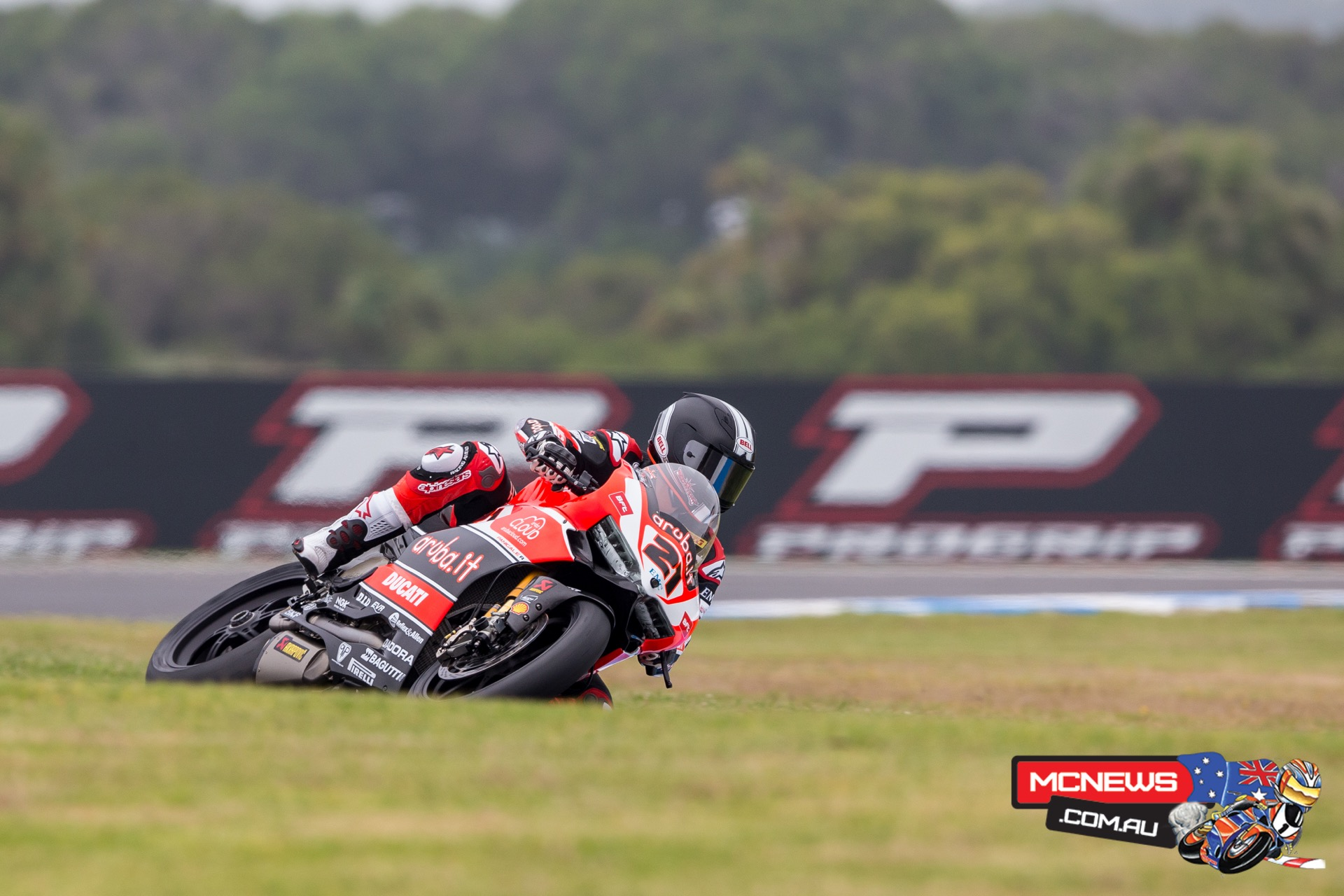Troy Bayliss - Phillip Island - 2015