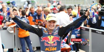 Jack Miller was victorious at Sachsenring